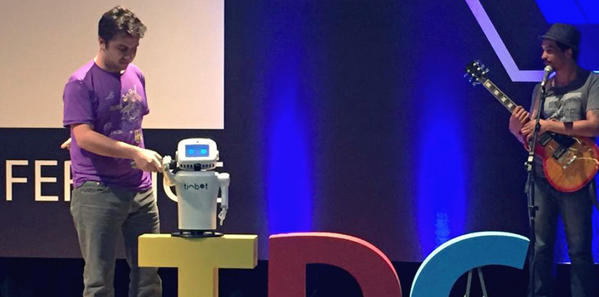DB1 E Tinbot No The Developers Conference