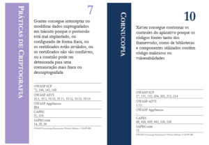 Cartas Cornucopia Práticas de Criptografia e Cornucópia