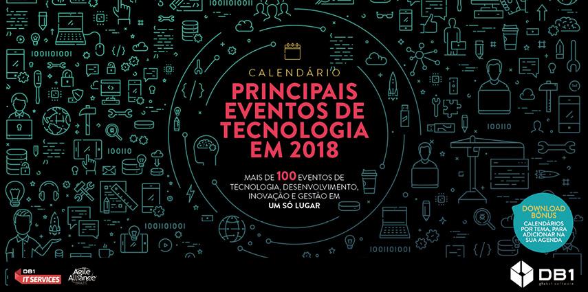 Calendário Dos Principais Eventos De Tecnologia