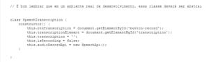 API SpeechAPI