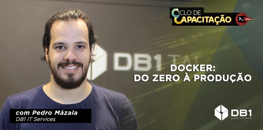 Comandos De Docker, Por Pedro Mázala