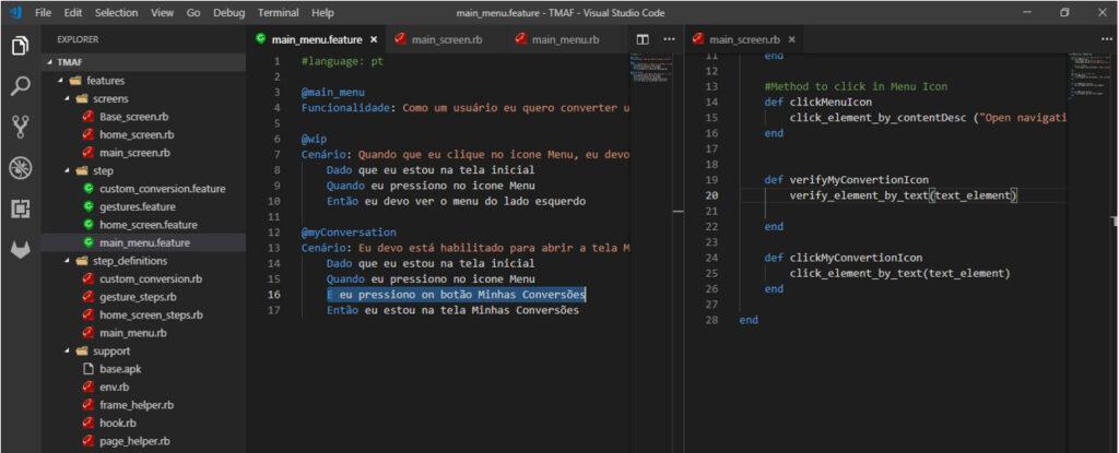 Estrutura em Ruby