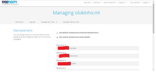 Managing your site