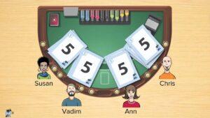 poker de estimativa de software